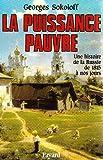 img - for La puissance pauvre: Une histoire de la Russie de 1815 a nos jours (French Edition) book / textbook / text book
