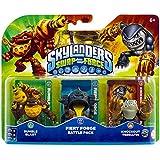 Skylanders Swap Force - Fiery Forge - Battle Pack (Xbox 360/PS3/Nintendo Wii U/Wii/3DS)
