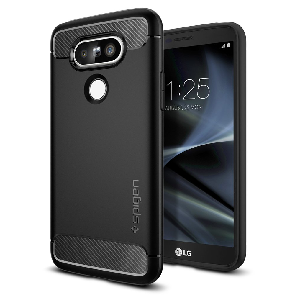 LG G5 Case Spigen Rugged Armor