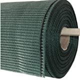 QVS Shop 5M X 1.8M Green Premier Long Lasting Greenhouse and Garden Shade / Windbreak Netting