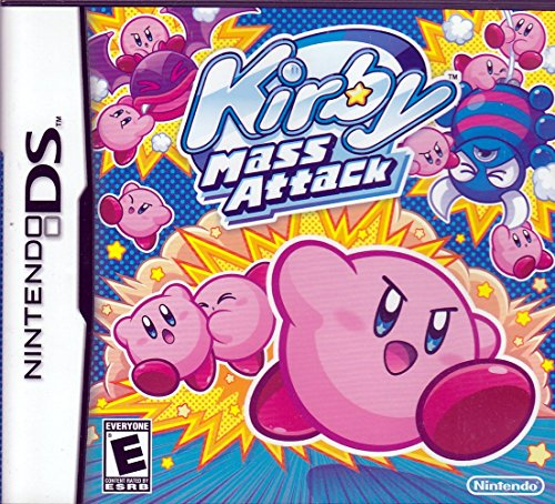 Kirby Mass Attack (Kirby Games compare prices)