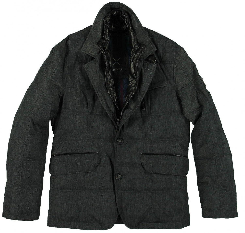 Gesteppte Herren Jacke im Sakko-Stil der Marke Stones, H/W 15 in Grau, Art. Lionel (779005-57424-0-0) günstig online kaufen