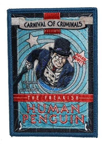 Batman DC Comics Penguin Patch - 1