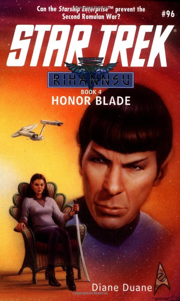 The Romulan Way (Star Trek, No 35 Rihannsu Book 2)