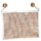 Useful Durable Baby Kids Bath Toys Pouch Storage NetMesh Bag With Strong Sucker