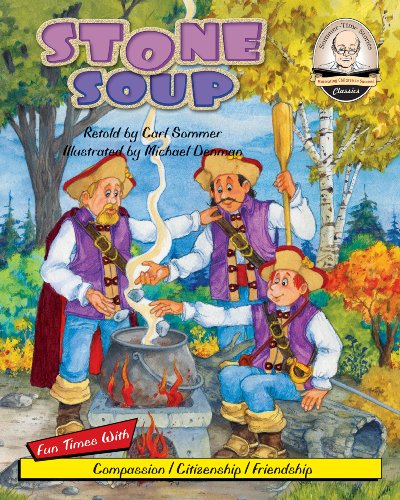 Free Kindle Book : Stone Soup (Sommer-Time Story Classic Series Book 11)