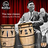 LP Latin Percussion Rumba 11 & 12 Conga Set. Traditional Design With Steel Bands. **SPECIAL INTRODUCTORY OFFER - LIMITED SUPPLY AVAILABLE**
