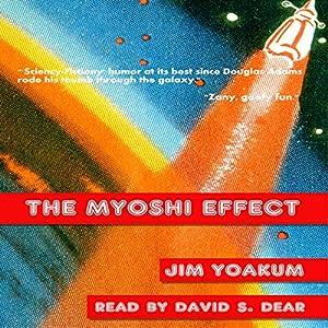 The Myoshi Effect Audiobook