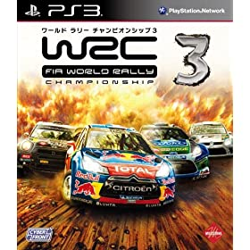 WRC 3 FIA ���[���h�����[�`�����s�I���V�b�v
