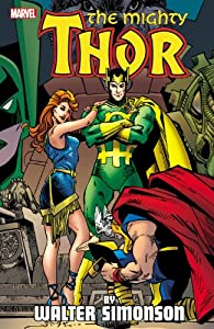 Thor by Walter Simonson Volume 3 (Thor (Graphic Novels)) by Walter Simonson and Sal Buscema