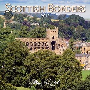 2015 Scottish Borders - Scotland Calendar