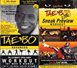 Tae-Bo Workout - Advanced and Tae-Bo Live! Sneak Preview [VHS]