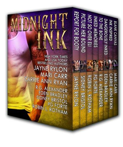 Midnight Ink - Boxed Set by Jayne Rylon