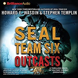 SEAL Team Six Outcasts Audiobook