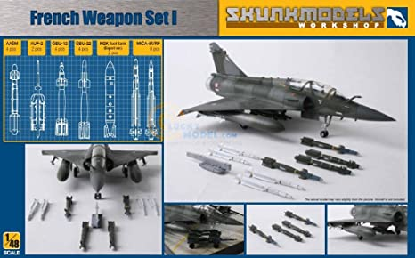 Maquette French Weapon Set 1