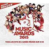 Nrj Music Awards 2015 - Édition Deluxe 3 CD