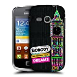 Head Case Big Ben Aztec Landmark Doodles Case For Samsung Galaxy mini 2 S6500