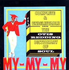 Otis Redding My Lover's Prayer cover