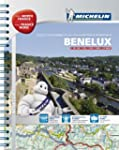 Benelux and North of France - A4 spir...