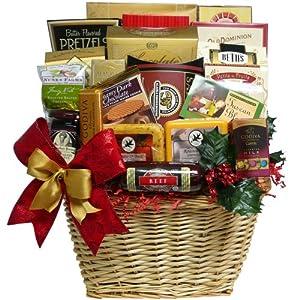 Art of Appreciation Gift Baskets Best All Around Gourmet Food Basket