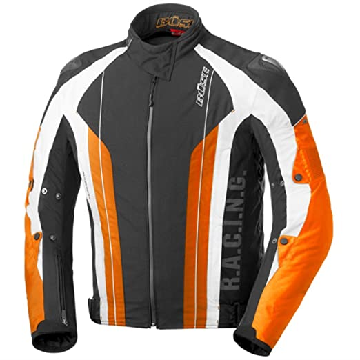 Buse racing veste en tissu imola 2XL  - Noir/Orange