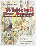 Whitetail Deer Hunting Coloring and Activity Book
