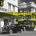 Korngold : Symphonie - Concerto pour...