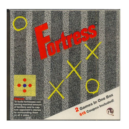 Fortress - A Mysterious Game of Oriental Flavor