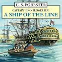 A Ship of the Line Audiobook by C. S. Forester Narrated by Christian Rodska