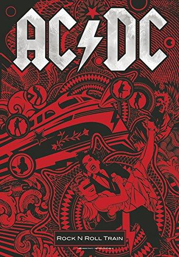 AC/DC Bandiera ROCK 'N' ROLL TRAIN