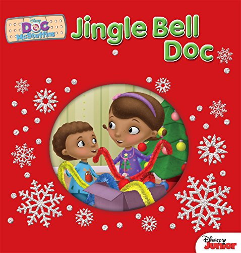 Doc McStuffins Jingle Bell Doc: Free Read-aloud Bonus Pack Inside