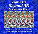img - for [ Magic Eye Beyond 3D: Improve Your Vision Grossman, Marc ( Author ) ] { Hardcover } 2004 book / textbook / text book