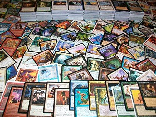 1000 Magic The Gathering Cards Plus Bonus 25 Rares front-388750