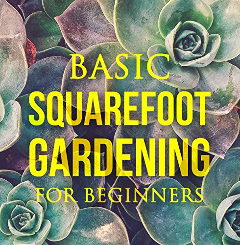 Basic Square Foot Gardening For Beginners by Anne Hudson ebook deal