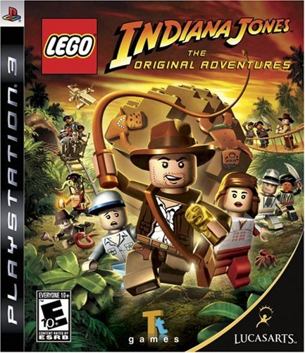Lego Indiana Jones: The Original Adventures Amazon.com
