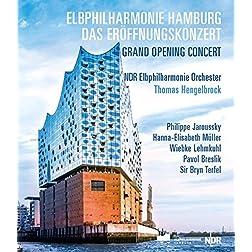Elbphilharmonie Hamburg - Grand Opening Concert [Blu-ray]