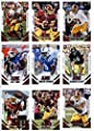 2015 Score Football Cards FACTORY SEALED Team Set with Rookies - Washington Redskins (13 Cards) Includes Robert Griffin III, DeSean Jackson, Brandon Scherff