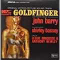 James Bond 007: Goldfinger (Remastered) [Vinyl LP]