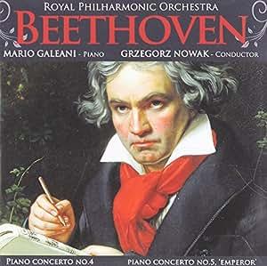 Piano Concertos No.4 & 5