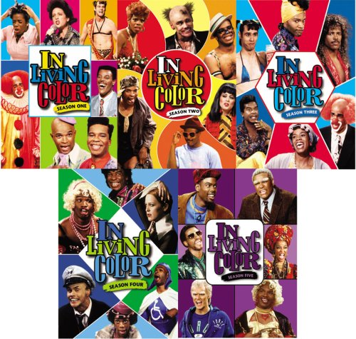 In Living Color - Seasons 1-5 (Living Color Dvd compare prices)