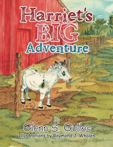 Harriet'S Big Adventure PDF