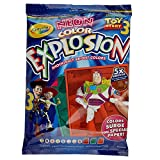 Crayola Toy Story 3 Neon Color Explosion
