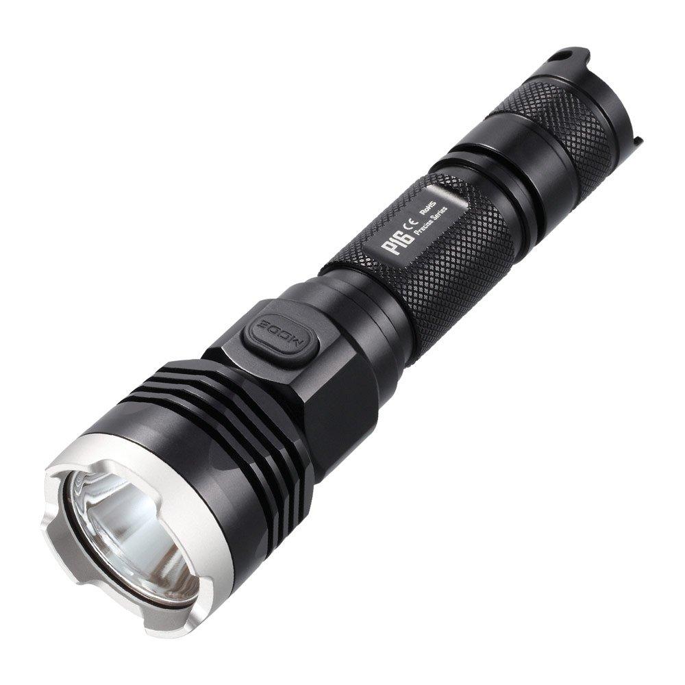 NITECORE Taschenlampe Precision P16 CREE XML2 Led, 113174  Bewertungen und Beschreibung