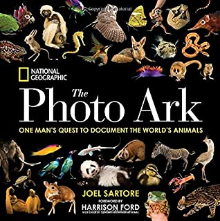 Book Cover: National Geographic The Photo Ark: One Man's Quest to Document the World's Animals