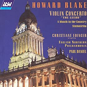 "Blake: Violin Concerto ""The Leeds"" - 1. Allegro assai"