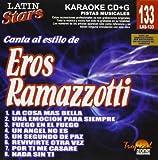 Karaoke:Eros Ramazzotti 1-Lati Karaoke: Eros Ramazzotti 1 - Latin Stars Karaoke