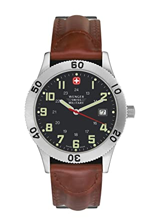 Best Buy Military Discount >> Wenger Watches Wenger Swiss Military Men S 72965 Grenadier