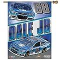 """NASCAR Dale Earnhardt Jr. Vertical Flag, 27 x 37"""", Multicolor"""