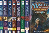 img - for Magic: The Gathering [8 Novels] (Arena/Whispering Woods/Shattered Chains/Final Sacrifice/The Cursed Land/The Prodigal Sorcerer/Song of Time/Distant Planes) book / textbook / text book