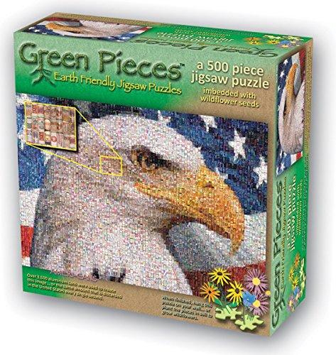 AmeriCans 500 Piece Puzzle